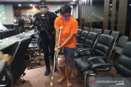 Kriminal sepekan, perampokan toko emas hingga artis yang terlibat narkoba
