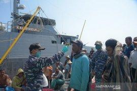 """Cegah COVID-19, Lanal Lhokseumawe tingkatkan patroli di jalur """"tikus"""" perairan Selat Malaka"""