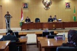 Wali kota sampaikan 3 rancangan peraturan daerah