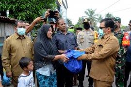 Wali Kota Langsa intruksikan bangun kembali rumah terbakar