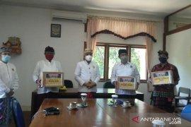 NCPI Bali bantu masker untuk perwakilan desa adat Denpasar