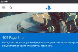 """Server PlayStation """"down"""" di beberapa wilayah di dunia"""