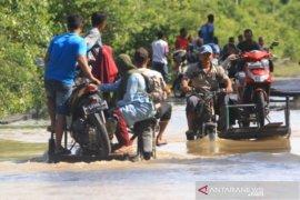 Tiga desa di pedalaman Aceh Barat diterjang banjir