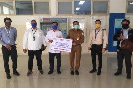 BRI Wilayah Aceh salurkan bantuan Rp1,2 miliar untuk penanganan COVID-19