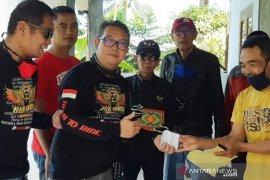 Komunitas motor bagikan Al Quran ke masjid pelosok daerah