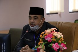 Kabupaten Tangerang sosialisasikan PSBB hingga tingkat RT dan RW