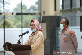 50 warga Tangerang Selatan terkonfirmasi COVID-19 masih jalani perawatan