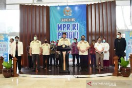 "Bambang Soesatyo luncurkan aksi ""MPR Peduli-Lawan COVID-19"""
