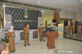 53.546 keluarga di Bekasi terima bantuan jaring pengaman sosial