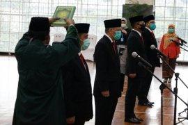 Empat pejabat struktural baru akan dievaluasi Dewan Pengawas KPK