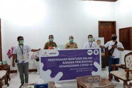 SKK Migas-INPEX Masela bantu Pemkab Kepulauan Tanimbar cegah COVID-19