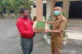 Antisipasi inflasi daerah, ASN HST dibagikan bibit lombok