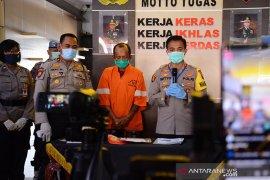 WBP program asimilasi ditangkap polisi saat hendak mencuri kendaraan bermotor