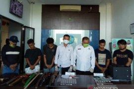 BNNK Samarinda ungkap rumah tempat penyimpanan Narkoba