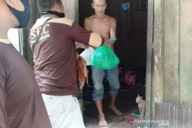 Sahabat Balangan Centre still distributes monthly basic food