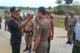 Begini cara Satpol PP Aceh Timur cegah COVID-19