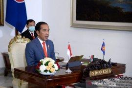 Presiden ajak ASEAN Plus 3 bentuk Gugus Tugas hadapi pandemi