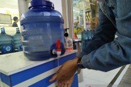 Pemkab Bone Bolango wajibkan toko sediakan perlengkapan cuci tangan