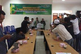 Sebanyak 40 Pimpinan Dayah di Aceh Besar terima insentif