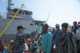 """Cegah COVID-19, Lanal Lhokseumawe tingkatkan patroli di """"jalur tikus"""" perairan Selat Malaka"""