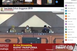 Rapat paripurna LKPJ Bupati Jember ditunda karena peserta tidak kuorum