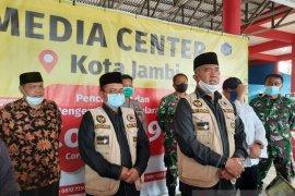 Solusi di tengah COVID-19, Kota Jambi siap hadirkan pasar bedug daring