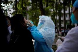 Pemerintah Wuhan-China temukan 182 kasus COVID-19 tanpa gejala