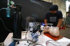 Menristek: Akhir April RI miliki 200 ventilator produksi lokal