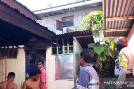 Polisi usut penyebab kebakaran gedung SD Negeri 3 Tomalima di Passo