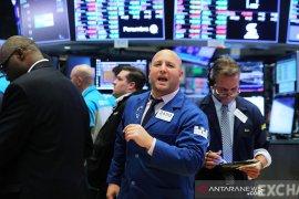 Wall Street naik didukung lonjakan saham Boeing dan harapan obat virus corona