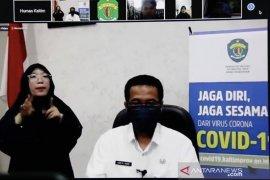 Dua pasien COVID-19 di Kaltim dinyatakan sembuh
