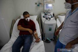 Infeksi COVID-19 Turki jadi yang tertinggi di luar AS dan Eropa