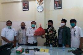 GP Ansor Situbondo berikan dukungan moril tenaga medis