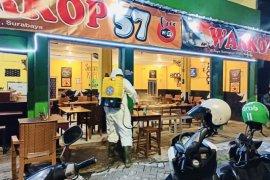 Polisi temukan dua orang positif COVID-19 saat rapid test di warkop