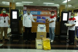 Angkasa Pura II bantu 200 paket APD ke Pemkab Tangerang