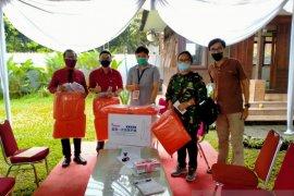 Gugus Tugas COVID-19 Kota Bogor distribusikan bantuan APD