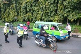 Pemkot Bogor-Forkopimda gelar evaluasi pelaksanaan PSBB hari pertama