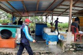 Mukomuko cegah penyebaran COVID-19 di gudang ikan
