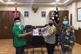 GP Ansor apresiasi kinerja Polda Maluku