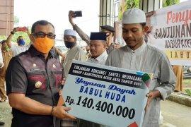 Komitmen Bupati Aceh Jaya untuk lansia dan konsumsi santri