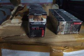 Bea Cukai Jatim bongkar pengiriman rokok ilegal
