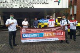 Angkasa Pura II berikan bantuan APD ke Pemkab Tangerang