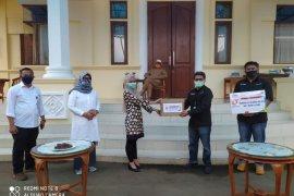 Di Banten, Angkasa Pura II bantu alat kesehatan penanganan COVID-19
