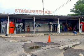 Jadwal perjalanan kereta pagi dari Stasiun Bekasi tidak terpengaruh PSBB
