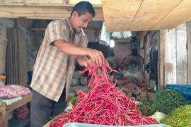 Harga cabai merah di Abdya turun sampai 50 persen jelang Ramadhan