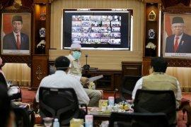 Gubernur Aceh keluarkan Instruksi imbauan warga dan ASN tak mudik