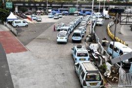 Kendaraan pribadi dan umum akan dilarang lintasi zona merah