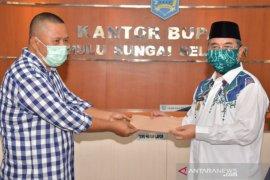 Swasta salurkan donasi Rp655 juta untuk tangani COVID-19