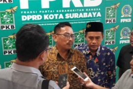 PKB Surabaya usulkan dana banpol digunakan penanganan COVID-19