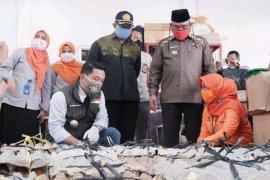 Ridwan Kamil : PSBB hari pertama di Depok masih banyak pelanggaran